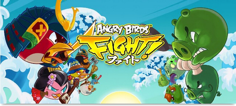 Взлом игры Angry Birds Fight