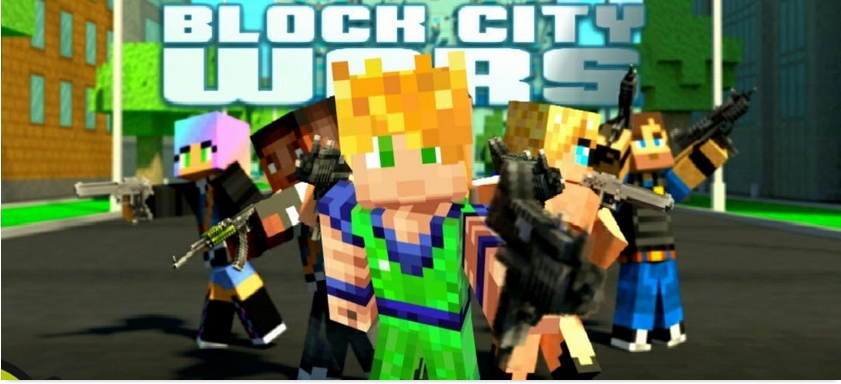 Block City Wars Взлом