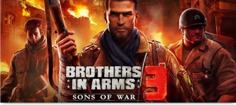 Взлом игры Brothers in Arms 3