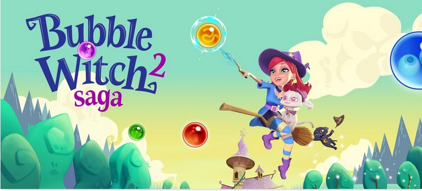 Секреты взлома Bubble Witch Saga 2