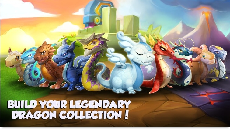 Взлом Dragon Mania Legends