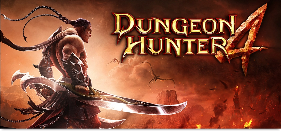 Взломанная игра Dungeon Hunter 4
