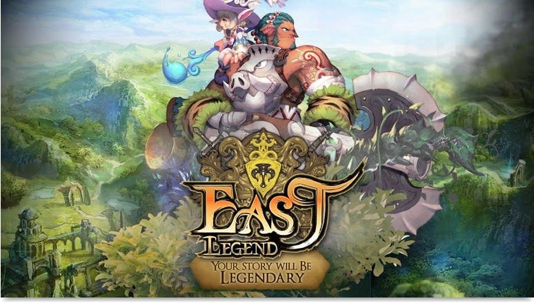 Взлом игры East Legend