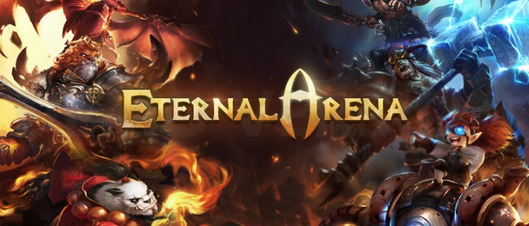 Взлом Eternal Arena на андроид