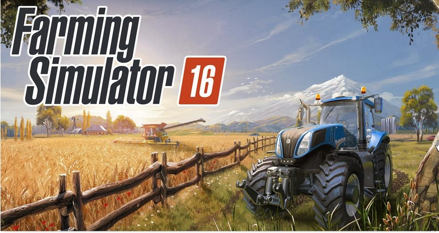 Farming Simulator 16 взлом игры