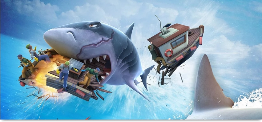 как сделать деньги в игре hungry shark