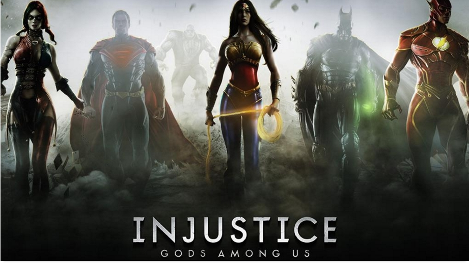 Взлом Injustice Gods Among Us андроид