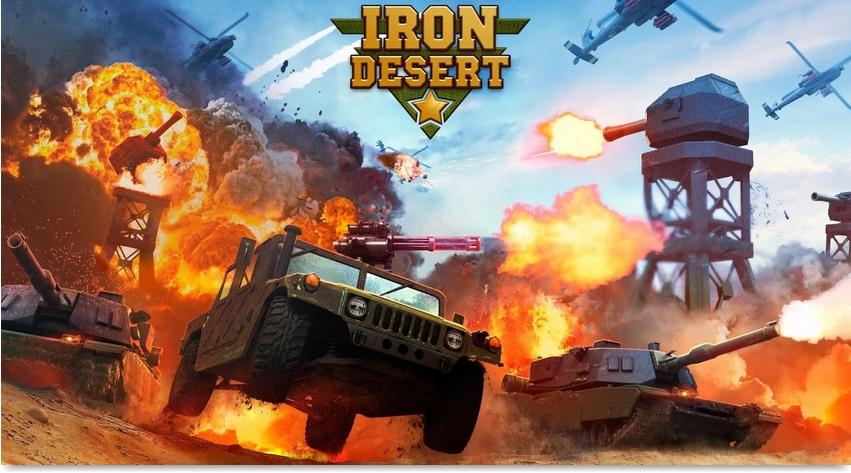 игра iron desert чит-код и инструкция