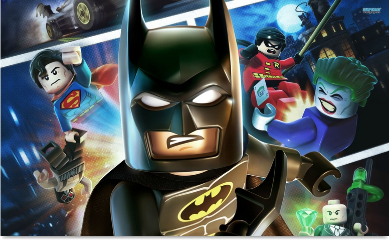 Чит коды в игре LEGO Batman 2 DC Super Heroes