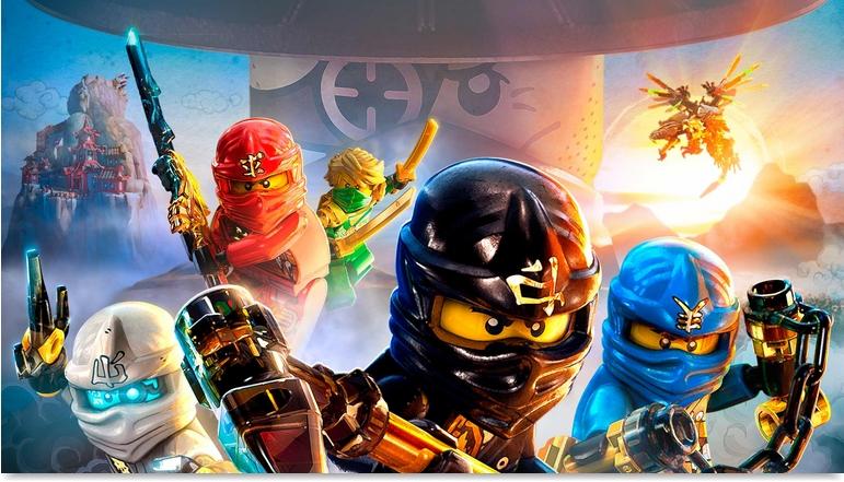 Скачать lego ninjago tournament мод много денег