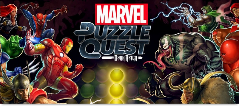 Читы на кристаллы Marvel Puzzle Quest