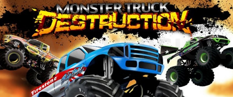 Взлом Monster Truck Destruction на андроид