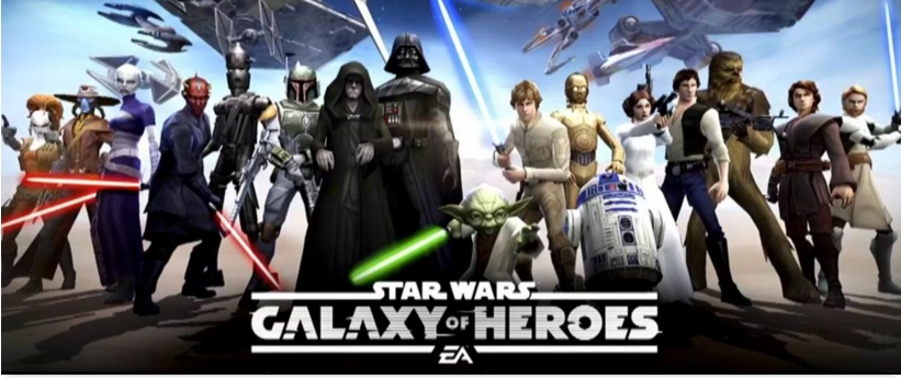 Star Wars Galaxy of Heroes взлом