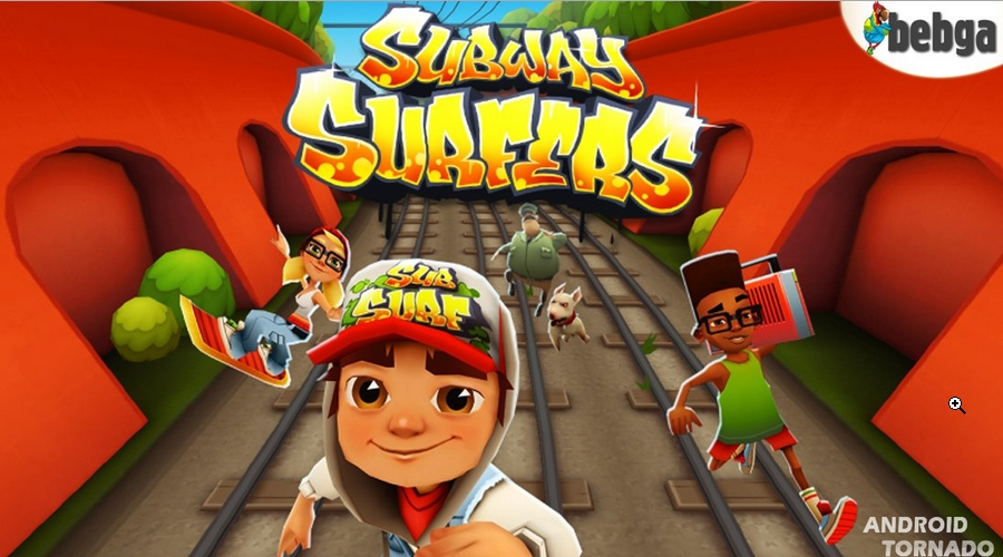 Взлом игры Subway Surfers читы андроид