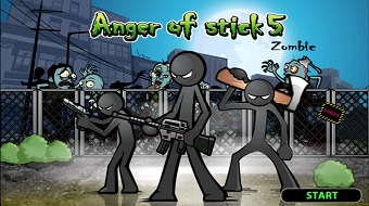 Взлом Anger of Stick 5