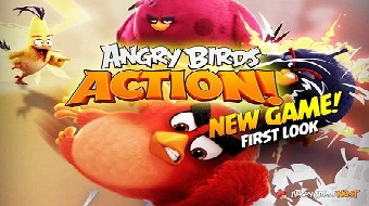Взлом Angry Birds Action
