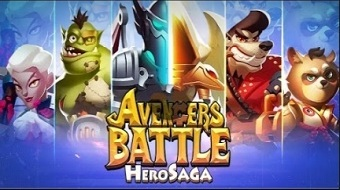Взлом Avengers Battle Hero Saga