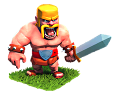 Barbarian-clash-of-clans