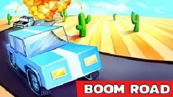 Взлом Boom Road 3d drive and shoot