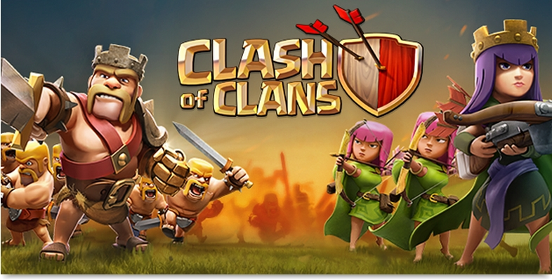 Чит коды на кристаллы в Clash of Clans