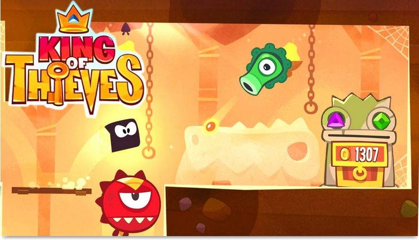 Взлом игры King of Thieves