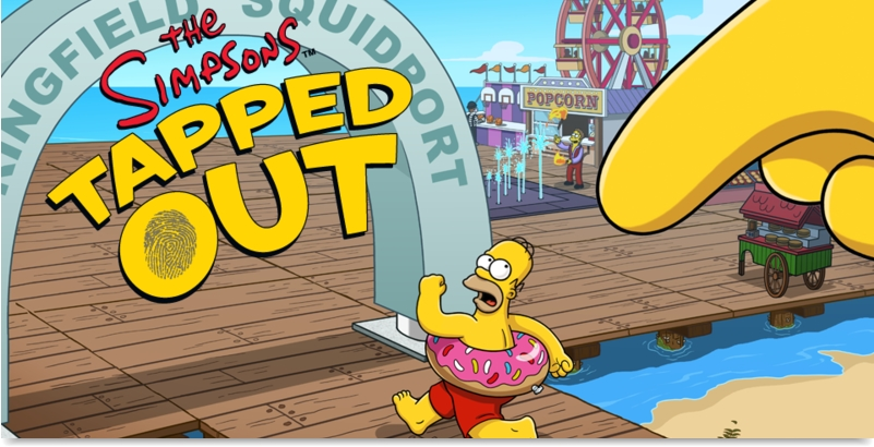 Взлом игры Simpsons Tapped Out
