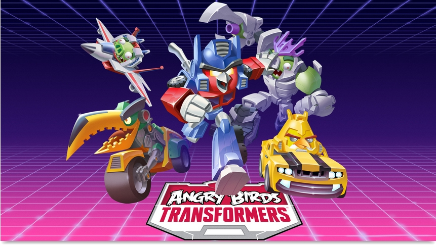 Взлом игры Angry Birds Transformers на IOS