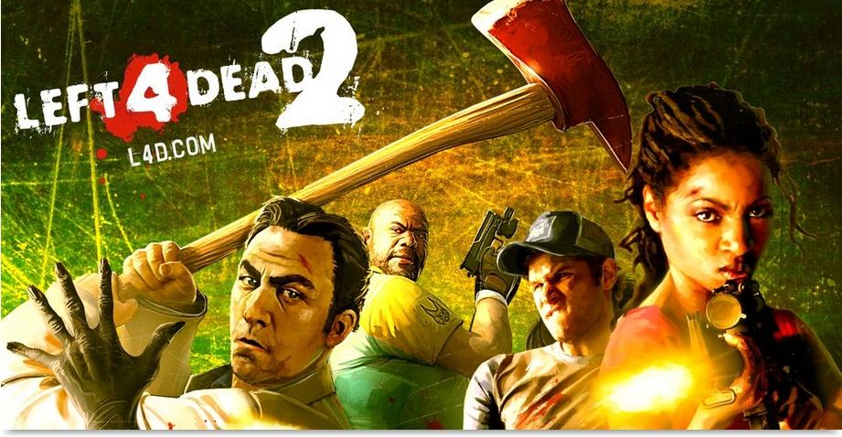 Коды на игру Left 4 Dead 2