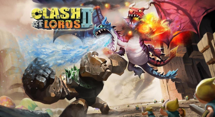 Взлом игры Clash of Lords 2
