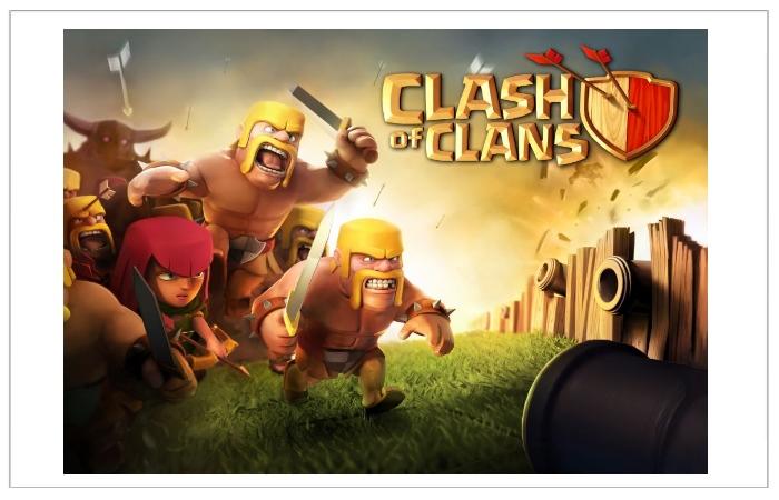 Clash of clans читы в версию андроид