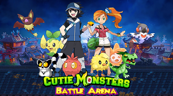 Взлом Cutie Monsters Battle Arena