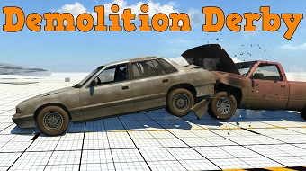 Взлом Derby Destruction Simulator