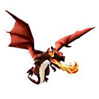 Dragon clasg of clans