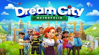 Взлом Dream City: Metropolis