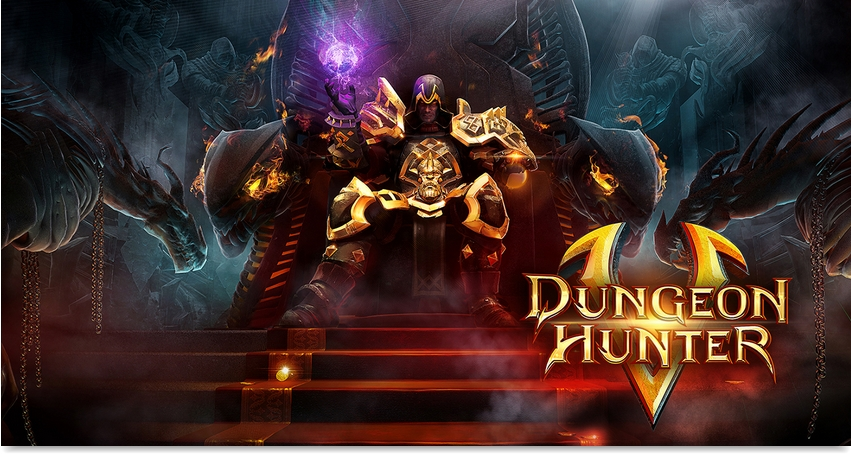 Взлом игры Dungeon Hunter 5