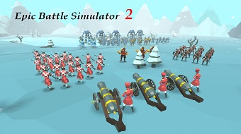 Взлом Epic Battle Simulator 2