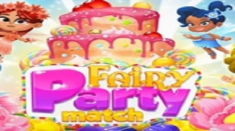 Взлом Fairy Party Match
