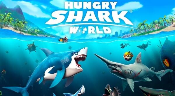 скачать игры про акул мод много денег