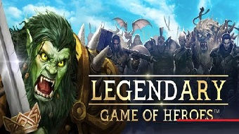 Взлом Legendary Game of Heroes