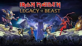 Взлом Maiden: Legacy of the Beast