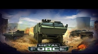 Взлом Metal Force