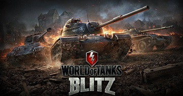 world of tanks blitz взлом