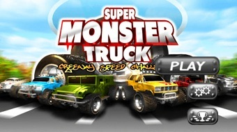 Взлом Monster Trucks Racing