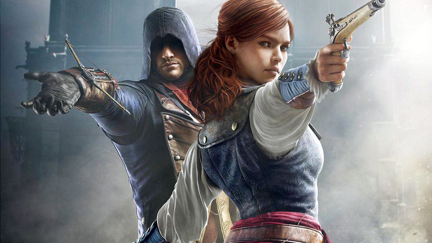 Обзор игры Assassins Creed Unity.
