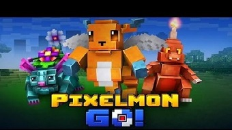 Взлом Pixelmon GO catch them all