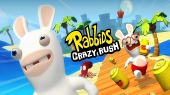 Взлом Rabbids Crazy Rush