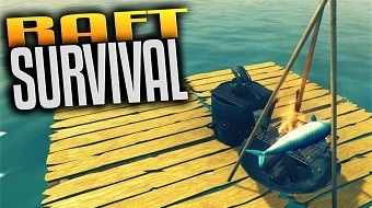 Взлом Raft Survival Simulator