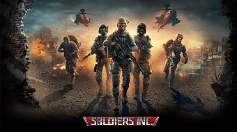 Взлом Soldiers Inc Mobile Warfare