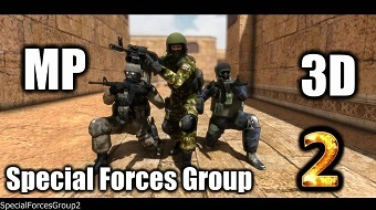 Взлом Special Forces Group 2