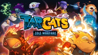 Взлом Tap Cats: Idle Warfare